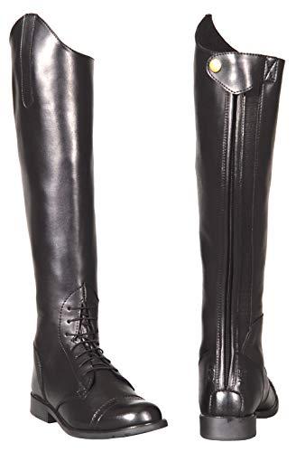 TuffRider Ladies Starter Field Boots 9W Black ()