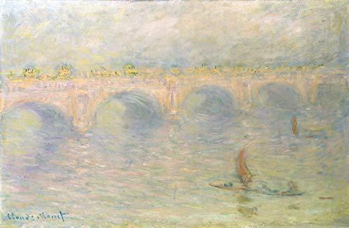 - Claude Monet Waterloo Bridge Fondation buhrle, Zurich, Switzerland 30