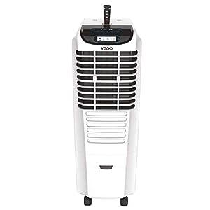 Vego Empire 25 I Tower Air Cooler (White, 25 Litres)