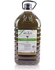 Arraigo sin filtrar - Aceite de Oliva Virgen Extra Premium - garrafa de 5 litros