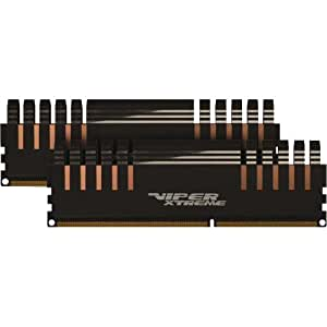 Patriot Viper Xtreme Performance 8 GB DDR3 2400 PC3 19200 Processor (PXD38G2400C11K)