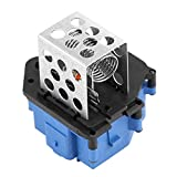 KIMISS HVAC Blower Motor Resistor, A/C Heater Climate Controller for Peugeot 107/308/Partner/MK1/MK2/3008/5008, OE # 9662240180, Direct Fit Auto Replacement Part