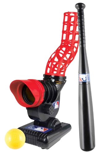 Franklin Sports MLB Pitch-N-Hit Pitching Machine Set (Hit Machine compare prices)