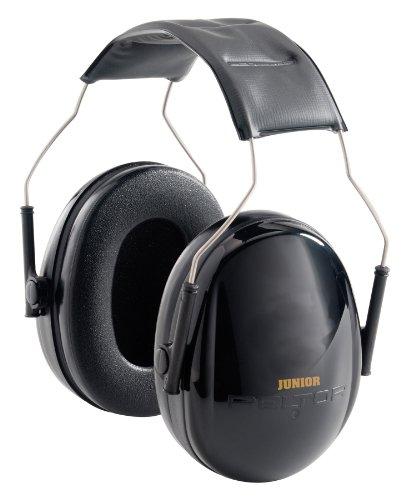 3M Peltor Junior Earmuff, Black, Outdoor Stuffs