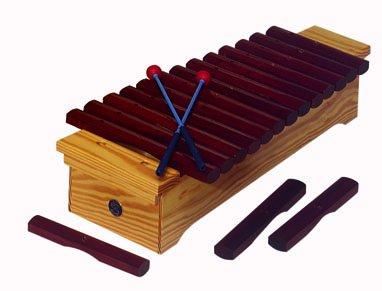 Xilófono soprano, Palo rojo, Do2/La3, diatónico