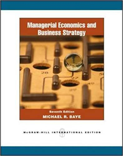 Managerial Economics by Srinivas R. Rao FREE Book Download