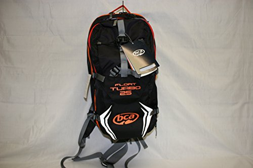 Backcountry Access Float 25 Turbo Avalanche Airbag - Black