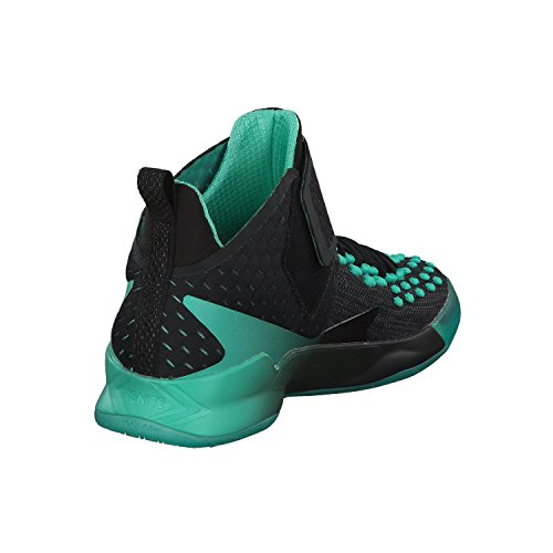 Green puma Indoor Fuse Multisport biscay Noir 1 Xt White Puma Mixte Black Adulte Chaussures Rise 7qwBWAU