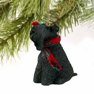 Kerry Blue Terrier Ornaments (Kerry Blue Terrier Miniature Dog Ornament)