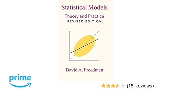 Amazon com: Statistical Models: Theory And Practice