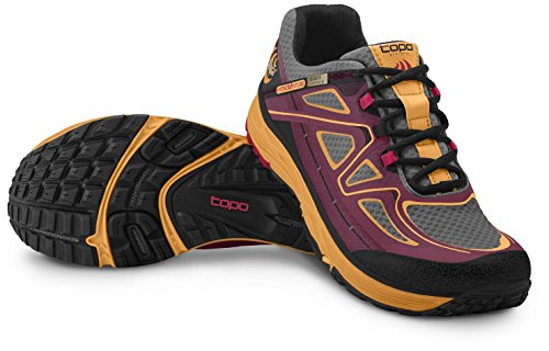 Topo Athletic Hydroventure Running Shoe - Women's Burgundy/Peach genuine for sale outlet 100% authentic WCnaYX4AhS