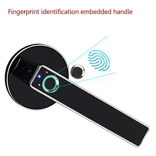 58bh Fingerprint Keyless Smart Door Lock, Perfect for Office & Home