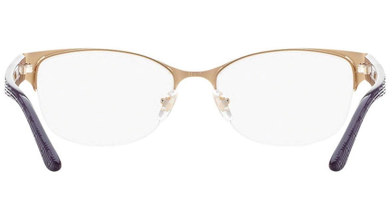 c4b1a2902e Amazon.com  Versace VE1222 Eyeglass Frames 1345-53 - Gold  Shoes