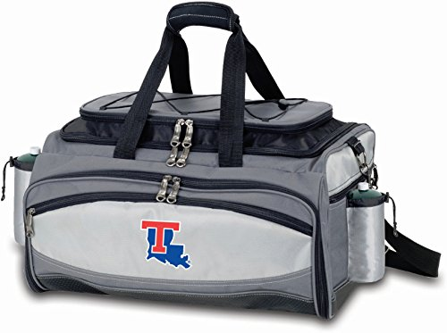 Picnic Time Vulcan Louisiana Tech Bulldogs Embroidered NCAA BBQ Grill