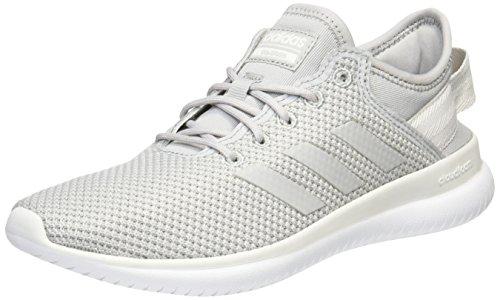 adidas CF Qtflex W, Zapatillas de Deporte para Mujer Gris (Gridos/Gridos/Balcri)