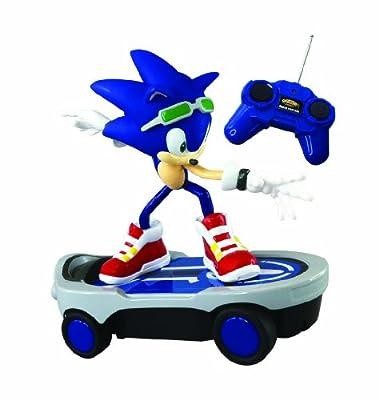 Nkok Sonic Free Rider Rc -sonic by NKOK