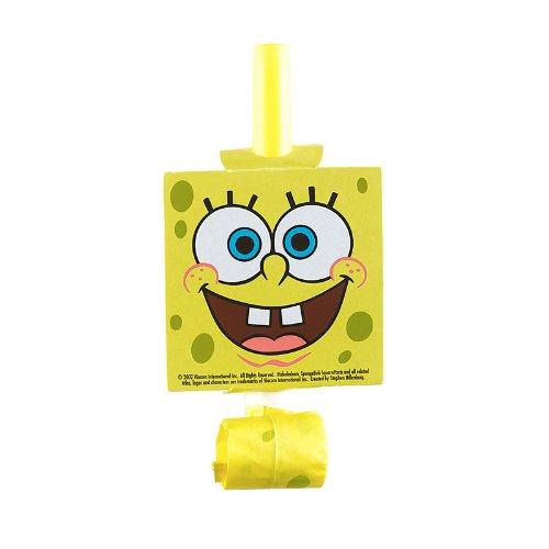 SpongeBob Blowouts (8 count)