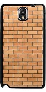Funda para Samsung Galaxy Note 3 (GT-N9500) - Pared De Ladrillo by Carsten Reisinger