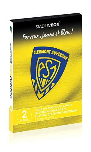 StadiumBox ASM Clermont Auvergne Travel Stadium