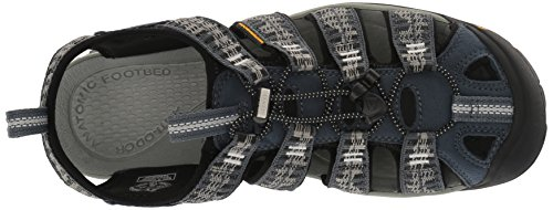 Ansioso Uomo Cnx Clearwater Sandal Midnight Navy / Vapore