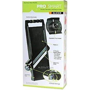 Professional Shredder, Slicer, Chopper, Scissor and Peeler by Prosmart