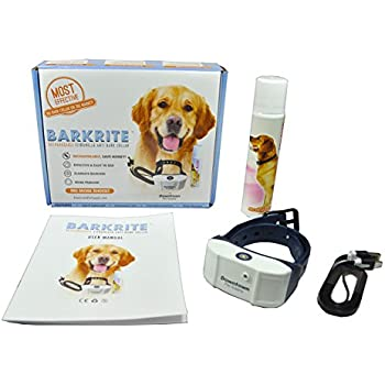 petsafe citronella bark collar instructions