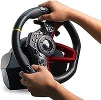 Volante y Pedales PS4 Inalámbrico [Nuevo Modelo] Licencia Oficial ...