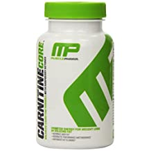 Musclepharm Carnitine Core Capsules, 60-Count