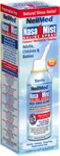 Nasamist Saline Spray Isotonic Pack
