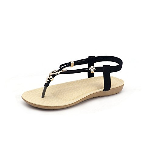 and sandals bottomed for nine Flat women's sandals shoes Dony Thirty qft6ZSxn