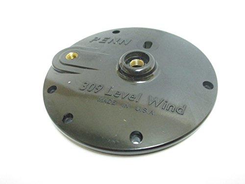 Penn Conventional Reel Part - 27-309 Levelwind 309M - Left Side Plate