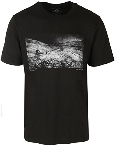Spacecraft X Paris Gore Winters Bone T-Shirt Black Mens Sz M