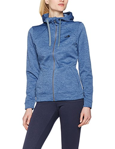 North Face Bleu Capuche Pull The Kutum Femme À agCqwwF6
