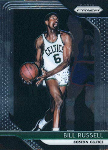 2018-19 Panini Prizm Basketball #25 Bill Russell Boston Celtics Official NBA Trading Card