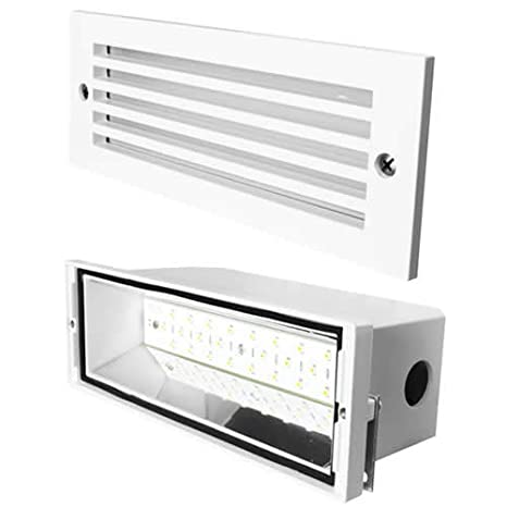 Amazon.com: Elco elst82 LED ladrillo con la parrilla ...