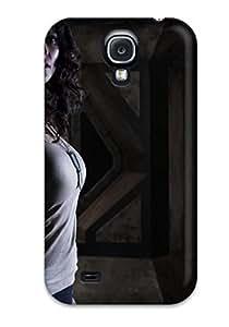 Galaxy S4 Julia Benson In Stargate Universe Print High Quality Tpu Gel Frame Case Cover