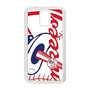 BYEB new york yankees logo Phone Case for Samsung Galaxy S5