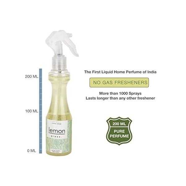 AirRoma Lemon Grass Air Freshener Spray 200 ml Perfumes