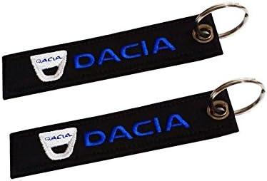 1 pi/èce Moto Discovery Dacia Porte-cl/és Double Face