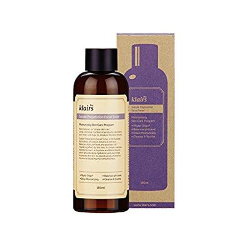 KLAIRS Preparation moisturizer without paraben product image