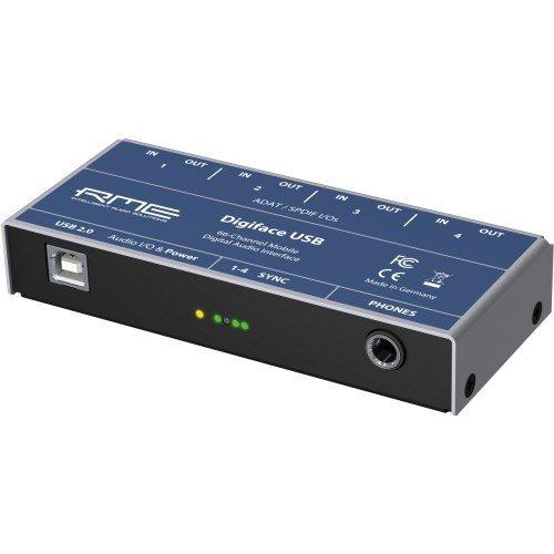 RME Digiface USB Audio Interface