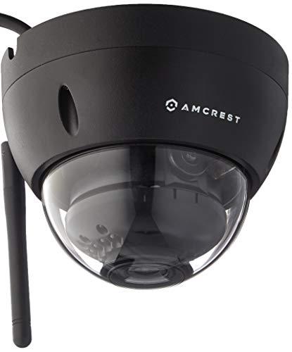 Amcrest Dome Camera, Black (IPM-751B)