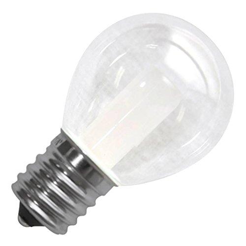 Litetronics 68960 - 1W S11 INT 120V CL 2700K 25,000H Intermediate Screw Base Scoreboard Sign Light Bulb