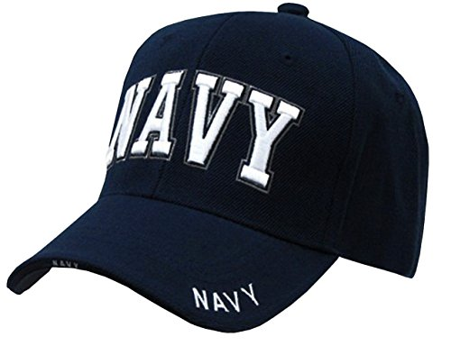 8e89fd07029 Rapid Dominance US Navy Text Embroidered Military Baseball Cap Hat