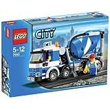 LEGO City 7990 - Camión con hormigonera