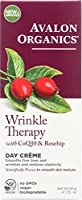 Avalon Organics Wrinkle Therapy with CoQ10 & Rosehip, 1.75 Ounce