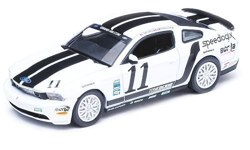 Ford Mustang, No.11, team schwarzfoerst racing , 2011, Model Car, Ready-made, Grünlight 1 64 by Grünlight