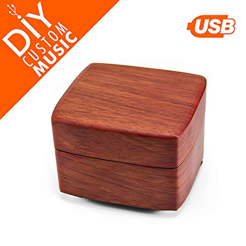 Custom Music Box - Upload Your Own Songs with USB, for sale  Delivered anywhere in USA