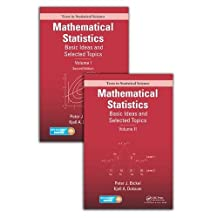 Mathematical Statistics: Basic Ideas and Selected Topics, Volumes I-II Package