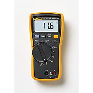 Fluke 116/323 KIT HVAC Multimeter and Clamp Meter Combo Kit
